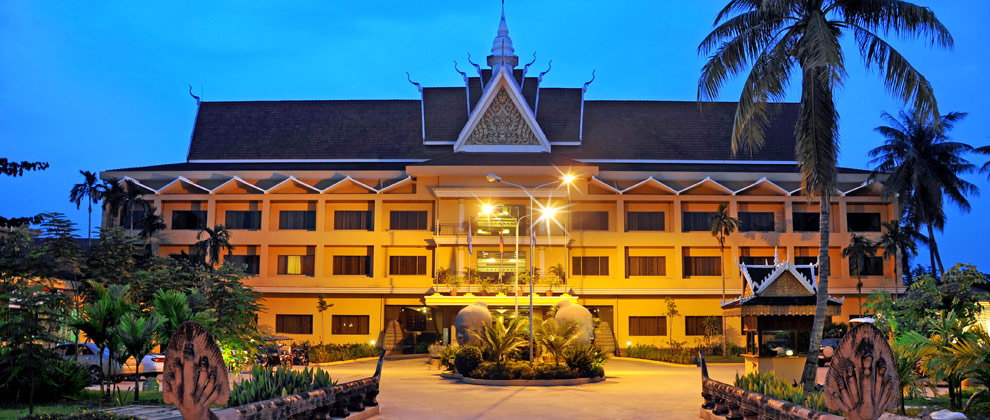 Welcome to Angkor Hotel Siem Reap